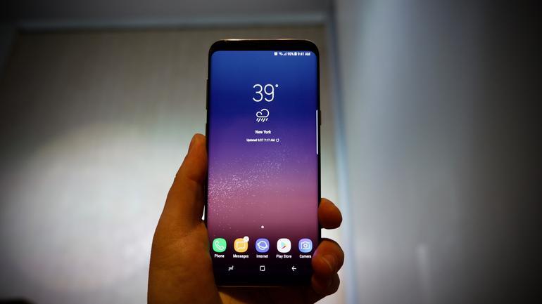 Samsung Galaxy S8 hade en överlägsen fingeravtrycksläsare #åsikt