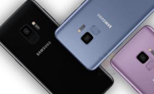Samsung Galaxy S9 får ny uppdatering