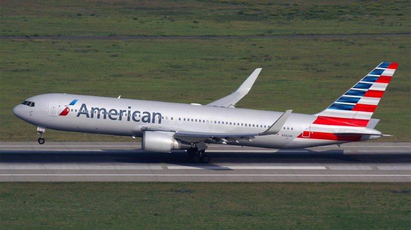 """Boeing 767-300 fick nödlanda på grund av """"bränd lukt"""""""