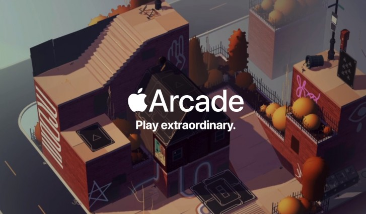 Apple Arcade når 100 spel