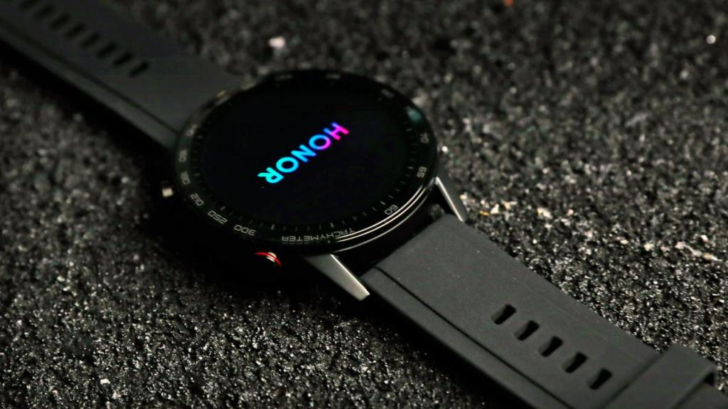 Huawei Honor Watch Magic 2 läcker ut