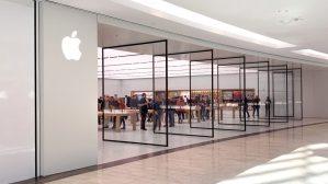 Apple stänger sina butiker och kontor i Kina