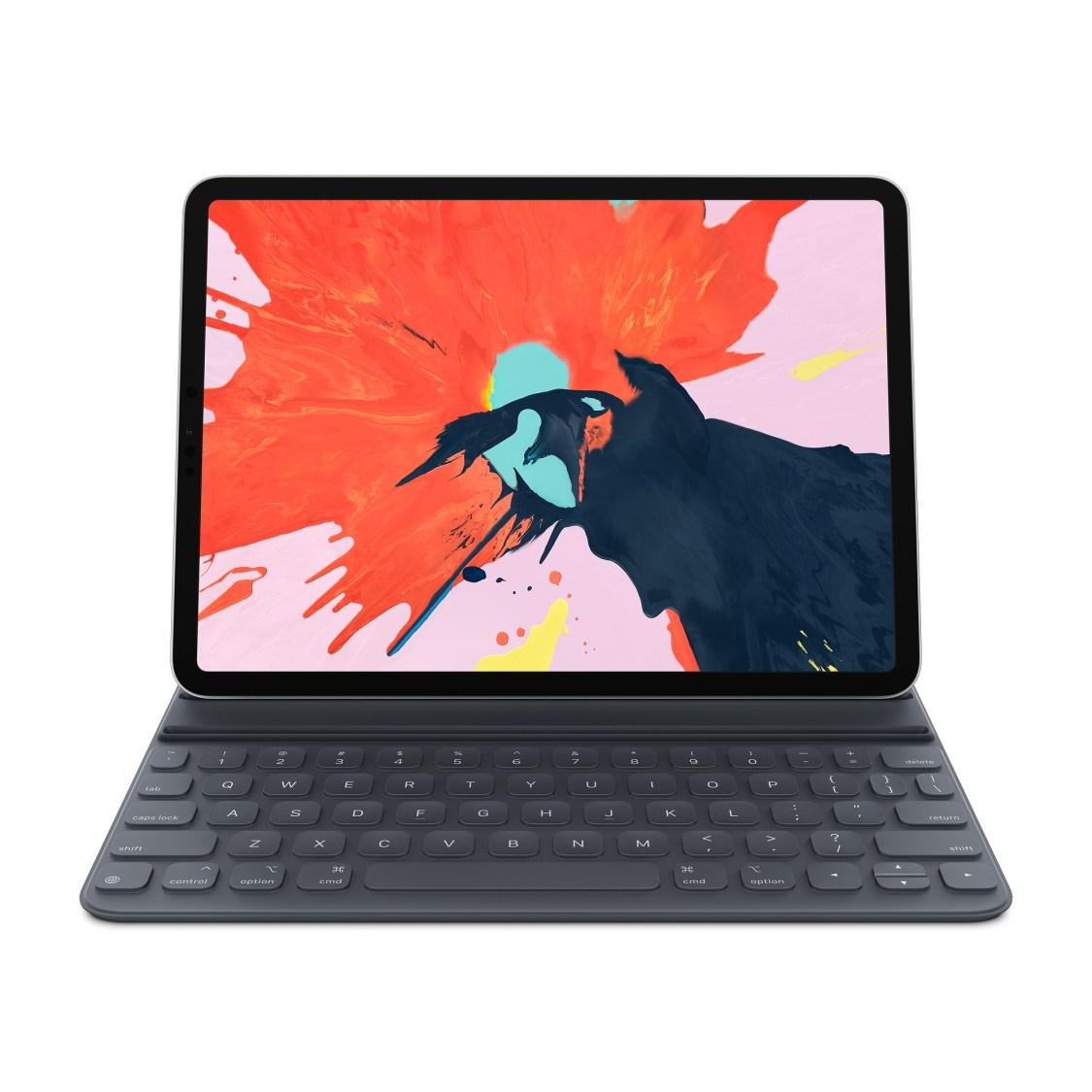 Apples kommande tangentbord kan få pekplatta