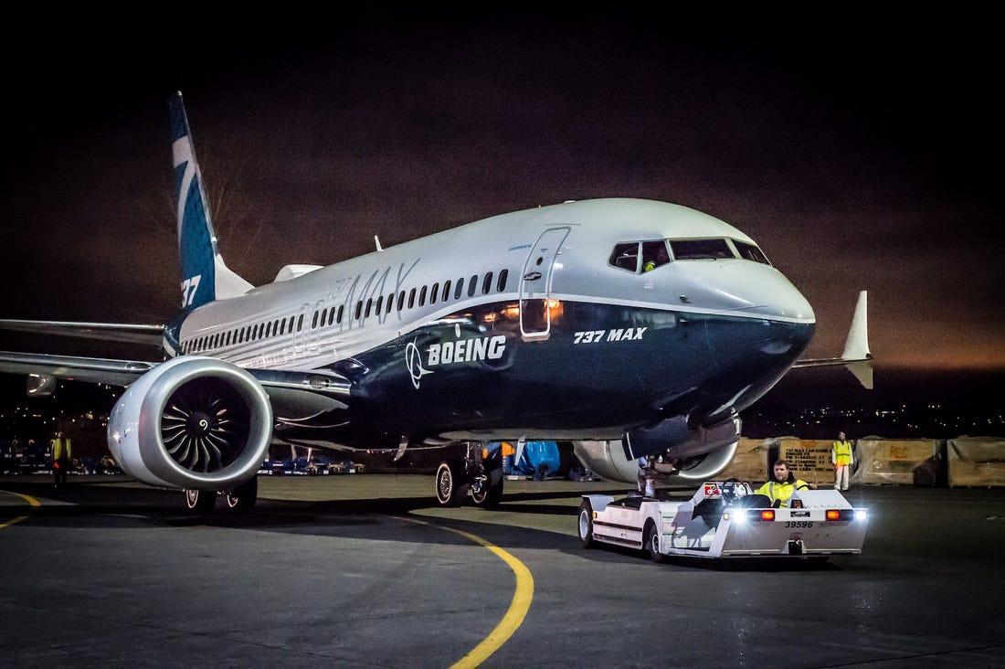 Donald Trump: USA kommer försvara Boeing