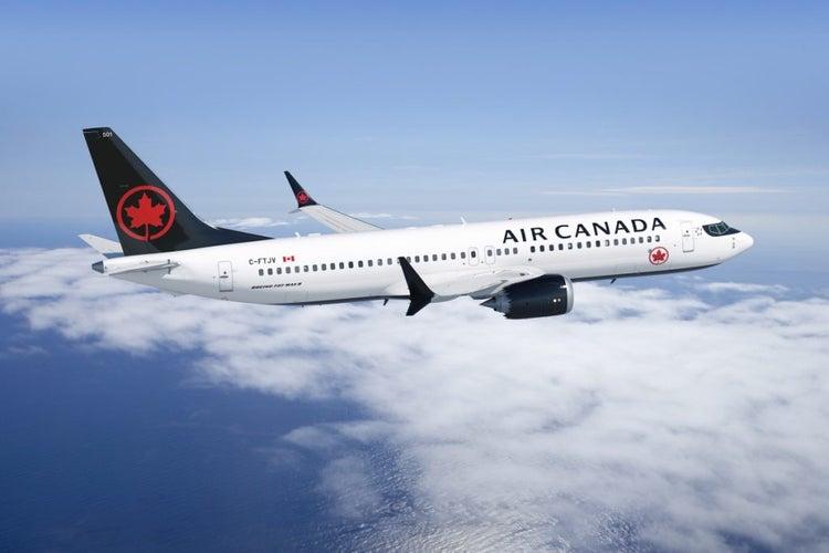 Air Canada drar in på 11 stycken Boeing 737 Max