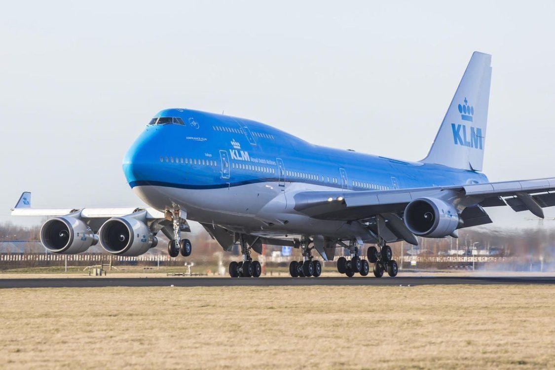 KLM kommer skrota sina Boeing 747-400 inom de kommande veckorna