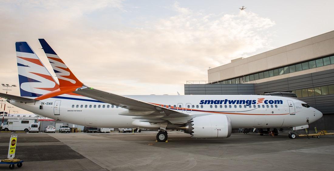 Boeing 737 Max 8 uppe i luften igen