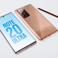 New concept on Samsung Galaxy Note 20 Ultra