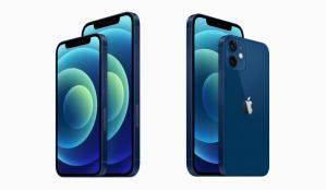 Samsung står för 75% av tillverkningen för displayerna i iPhone 12- serien
