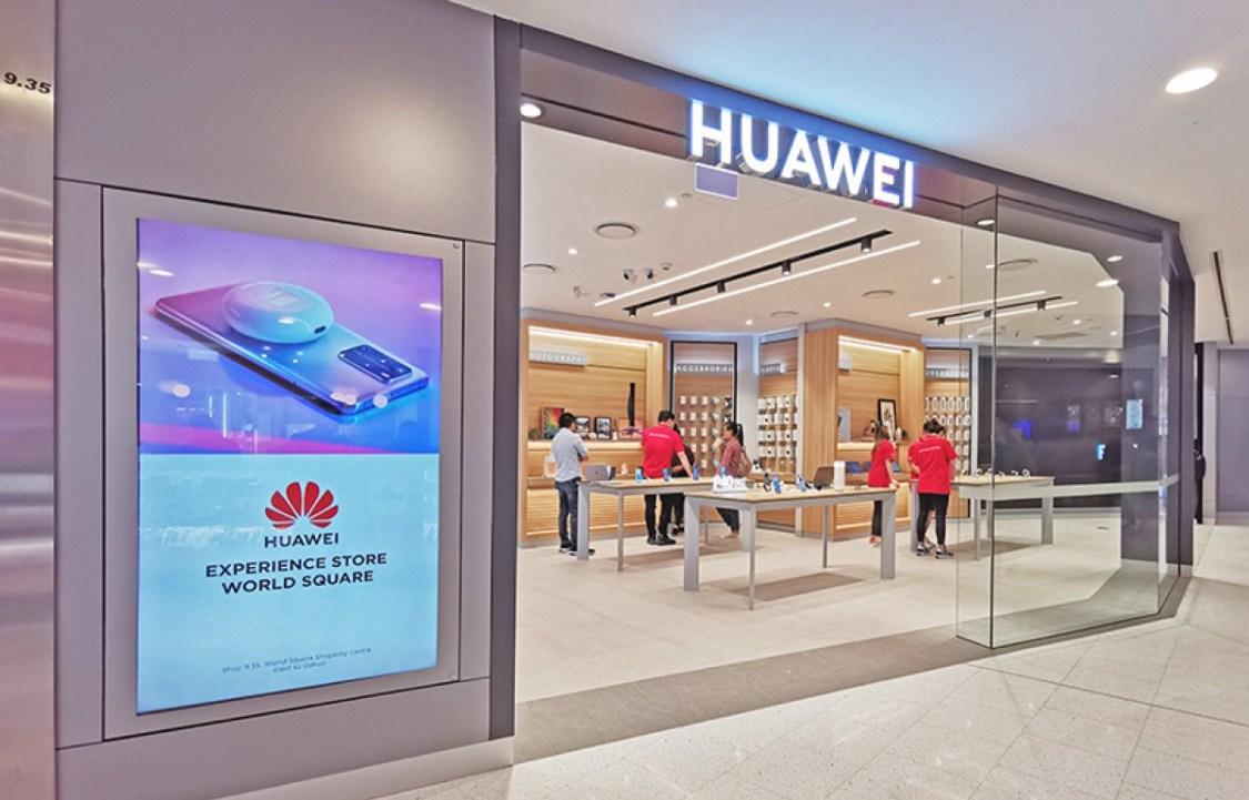 Uppgifter: Huawei kommer tillverka hälften så många smartphones det här året mot förra året
