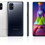 Samsung Galaxy M51 får ny uppdatering