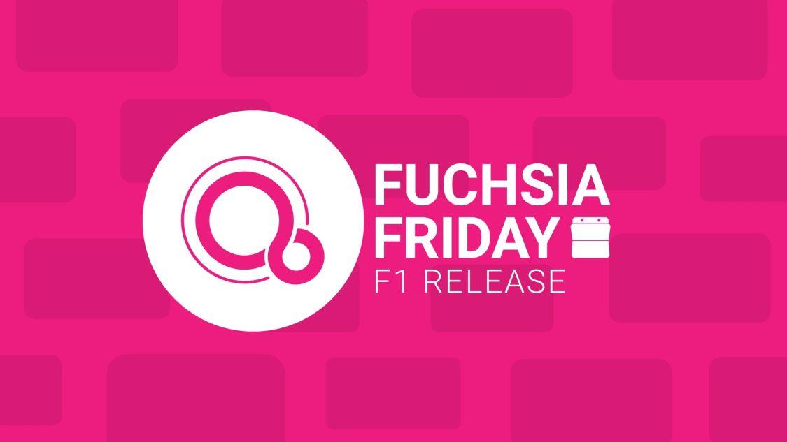 Googles Fuchsia OS kan snart släppas till utvecklare