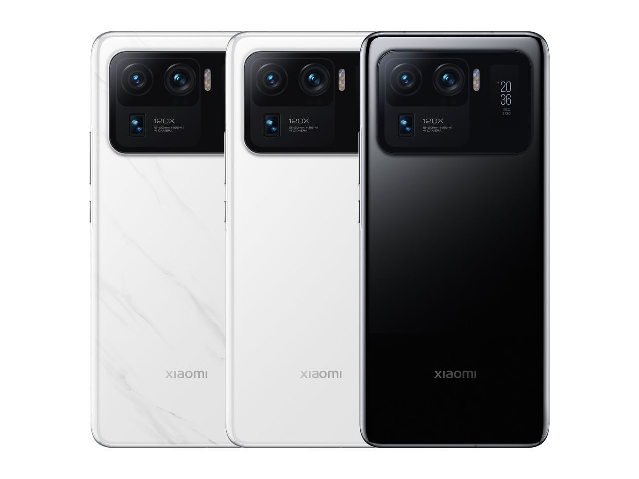 Xiaomi Mi 11 Ultra börjar säljas i England idag