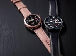 Samsung Galaxy Watch Active 2 och Galaxy Watch 3