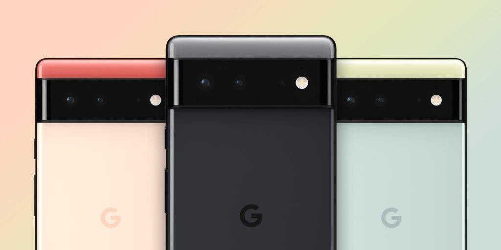 Google оголошує, що серія Pixel 6 буде дорогою
