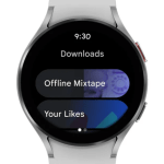 YouTube Music nu till äldre Wear OS klockor