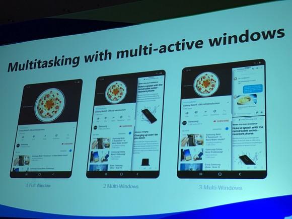 Multitasking a jövőre érkező Samsung One UI felületén