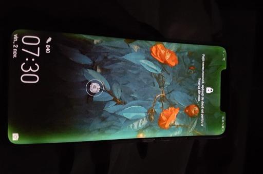Zöldséges Huawei Mate 20 Pro