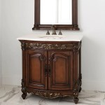Cachet Small Powder Room Vanity Mobilart Decor High End Furniture Store In Montreal