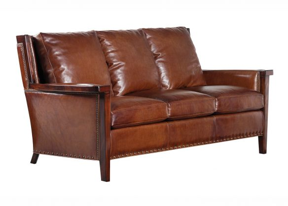 Cherry Hill Leather Sofa