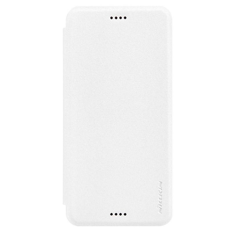 Nillkin Sparkle flip deksel HTC Desire 530 hvit