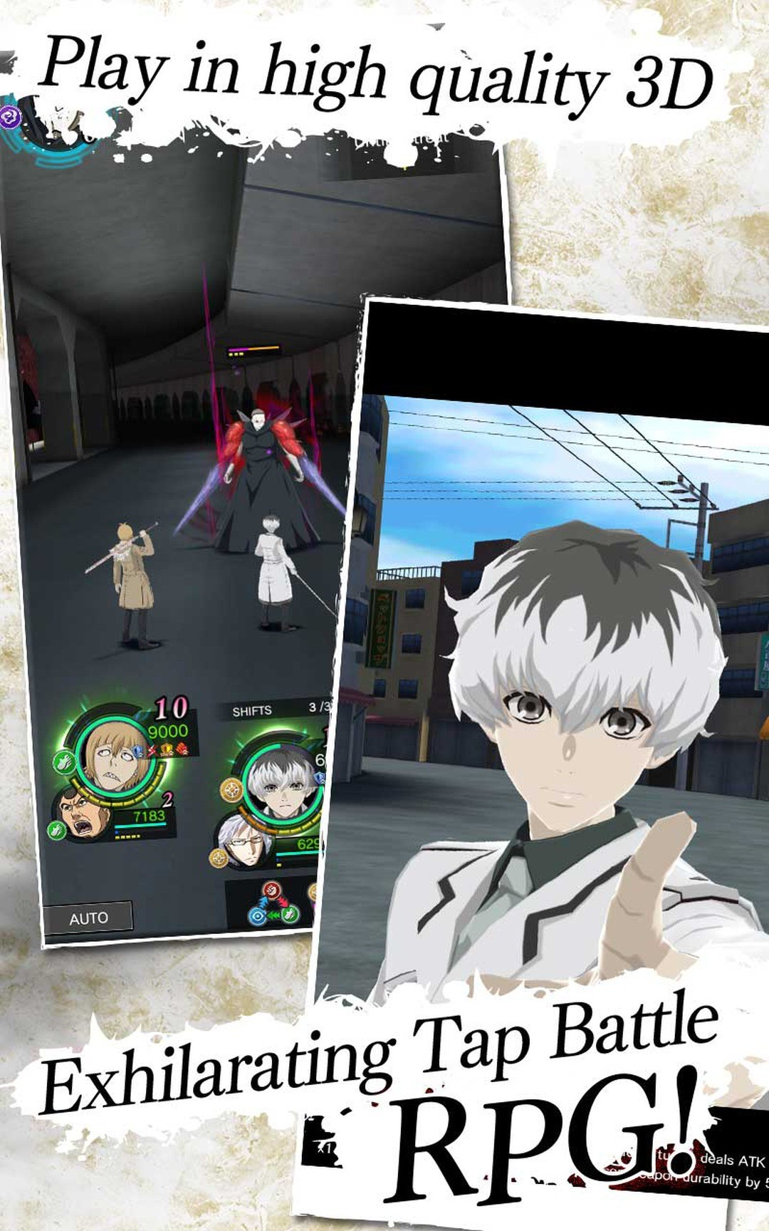 Tokyo Ghoul:re 2 Episodio 1 Streaming & Download... - AnimeWorld