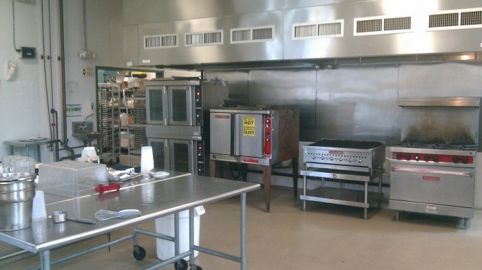 commercial kitchen for rent nyc grey tiles floor finding a commissary or mobile cuisine view larger image