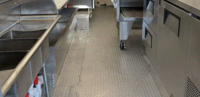 6 Tips for Cleaning Your Food Truck Floor