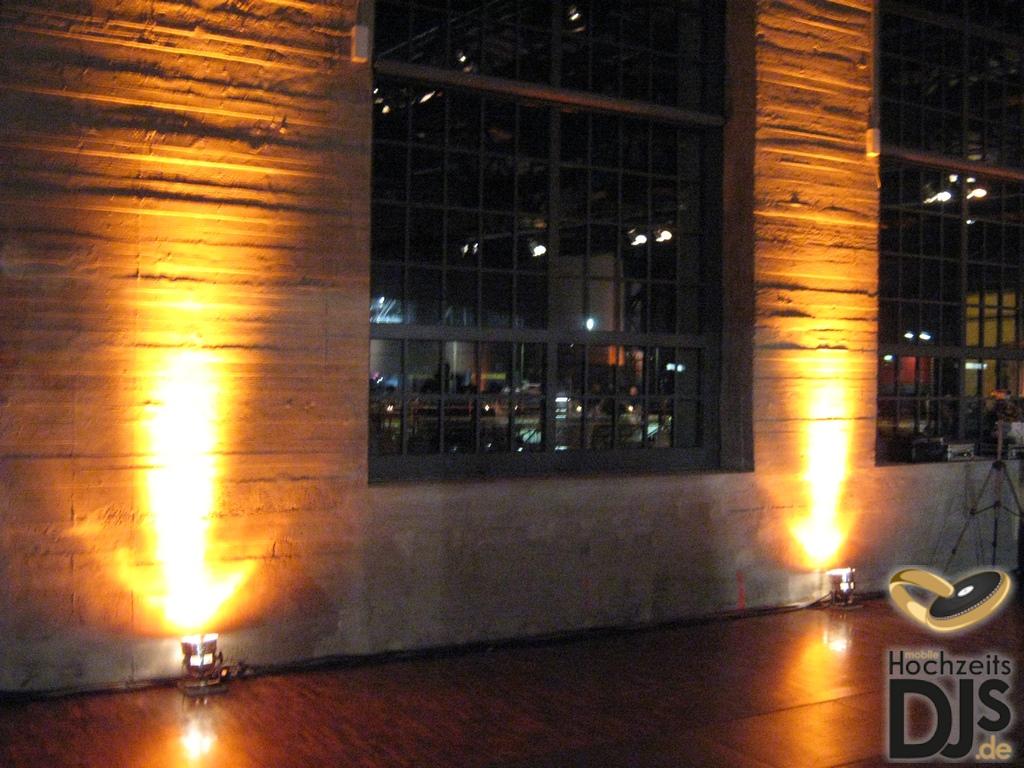 Dekorationsbeleuchtung fr Hochzeiten