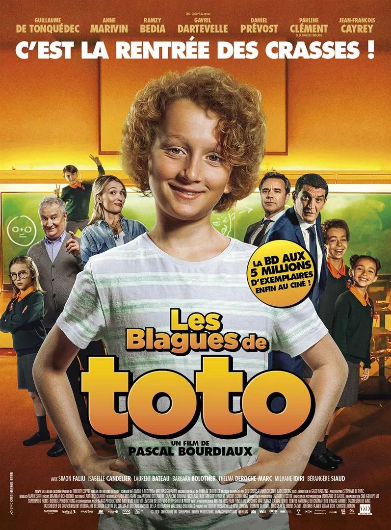 La Juju à Son Toto : Blagues, Toto:, S'ennuyer, Presse