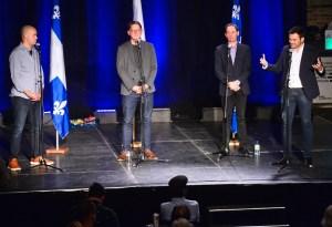 Paul St-Pierre Plamondon veut combattre le «racismed'État»