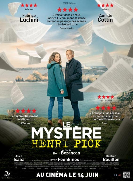 Le Mystere Henri Pick Histoire Vraie : mystere, henri, histoire, vraie, Mystère, Henri, Pick:, Service, D'une, Bonne, Histoire, Presse