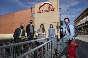La Cordée | Des employés inquiets pour l'avenir