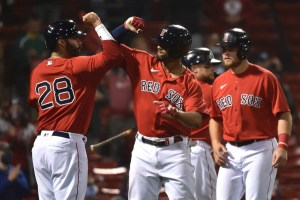 Les Red Sox battent les Blue Jays 4-2