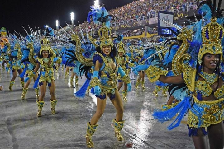 COVID-19 : Rio de Janeiro reporte indéfiniment son carnaval