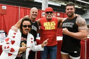 Le cadeau de Hulk Hogan