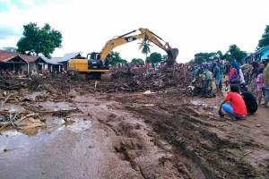 Inondations   Au moins 120 morts en Indonésie et au Timor oriental