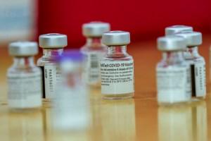 Vaccin Pfizer-BioNTech | Autre ralentissement dans la livraison des doses