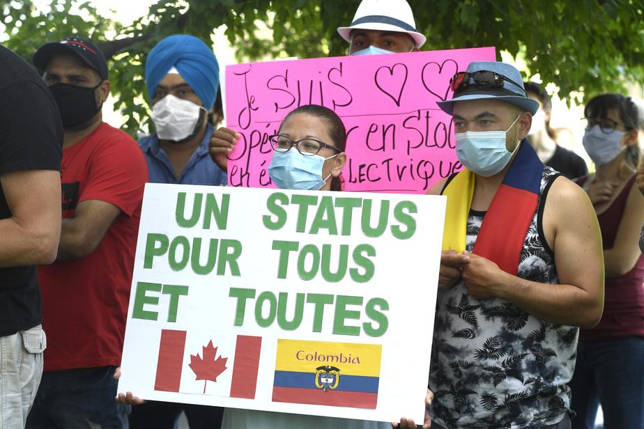 QS veut régulariser le statut de tous les travailleurs essentiels migrants