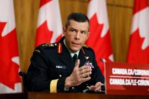 Enquête militaire | Le responsable de la vaccination au Canada quitte son poste