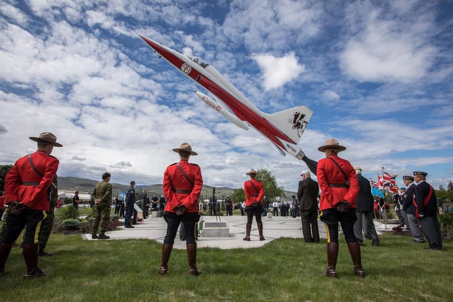 Accident mortel avec les Snowbirds: funérailles aujourd'hui à Halifax
