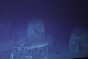 Une plongée record à 6500 mètres de profondeur