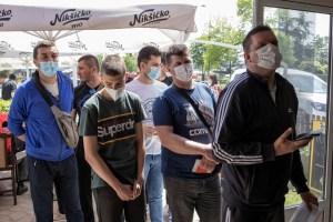 Serbie   Un chèque de 38dollars à tous ceux qui se font vacciner