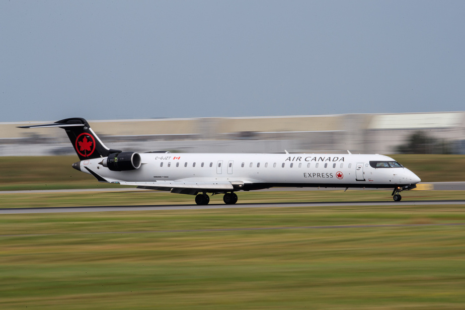 Air Canada s'engage à rester aux Îles en été