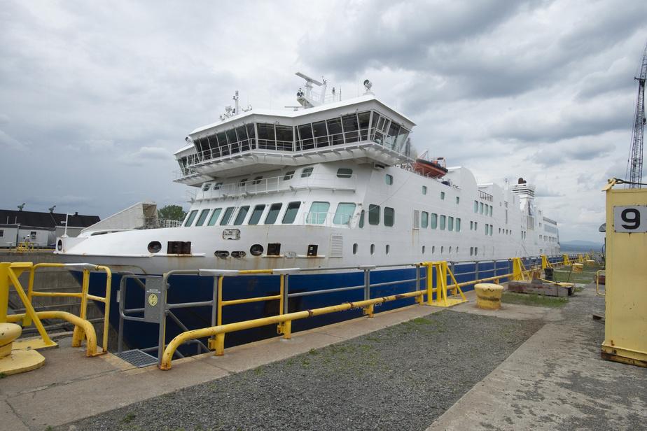 NM F.-A.-Gauthier: deux allers-retours quotidiens entre Matane et la Côte-Nord