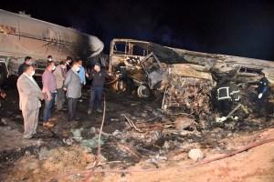 Égypte: 23 morts dans deux accidents de la route