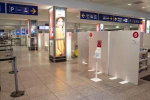 Les travailleurs étrangers pourront être vaccinés à l'aéroport Montréal-Trudeau