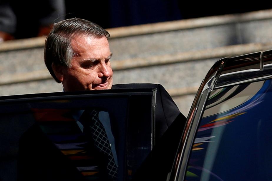 Brésil | «Je chie» sur la Commission d'enquête sénatoriale, lance Jair Bolsonaro