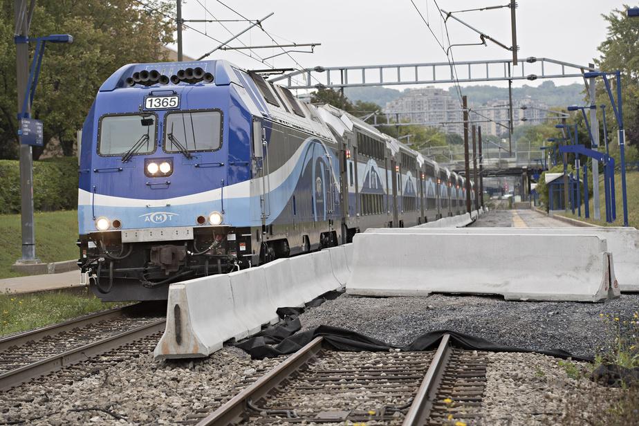 Train de banlieue | La fermeture totale de la ligne Deux-Montagnes devancée
