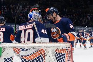 Un quatrième jeu blanc pour Varlamov, les Islanders l'emportent 1-0
